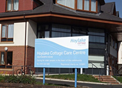 Hoylake Cottage Nursing Home